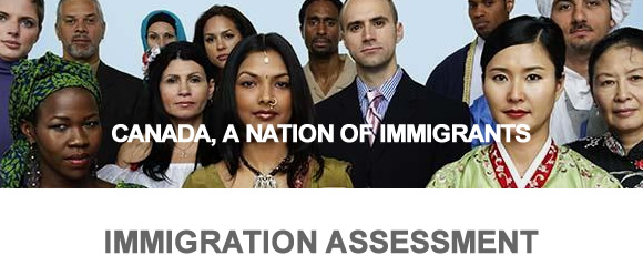 Canadian Immigration Council Immigration Assessment