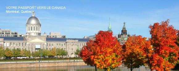 Visa étudiant, demande de résidence permanente et permis d'études au Québec, Canada