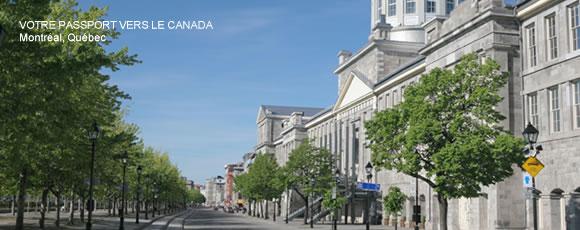 Immigration à Montréal en vertu du PEQ, le programme de l'expérience québécoise
