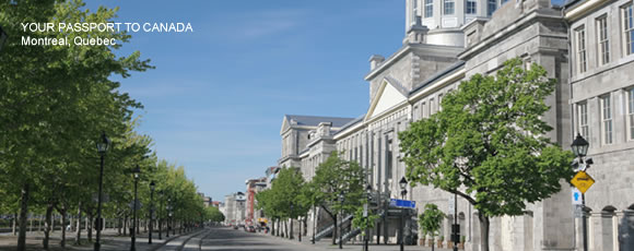 Immigration to Montreal through the, PEQ, Quebec Experience Class