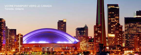 Formulaire de permis d'étude, immigration & résidence permanente au Québec, Canada