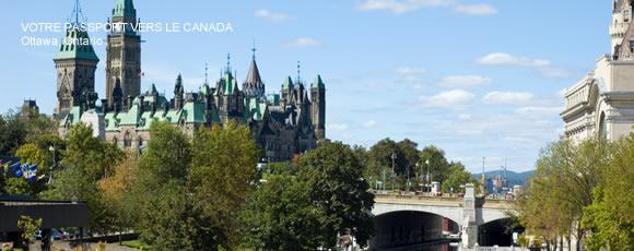 Formulaire pour visa & permis de travail pour travailler à Montréal, Québec, Canada